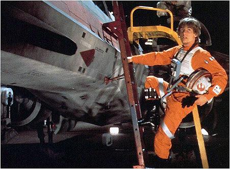 Luke Skywalker backpack