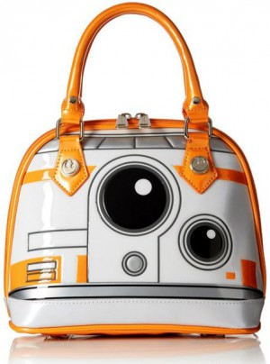 Star Wars The Force Awakens BB8 Handbag Review